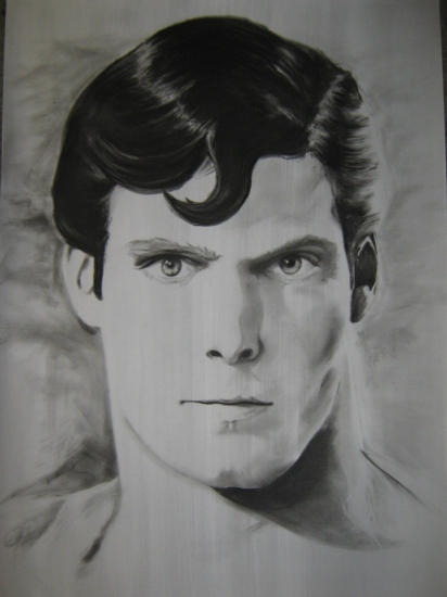 Christopher Reeve by edwood.zero